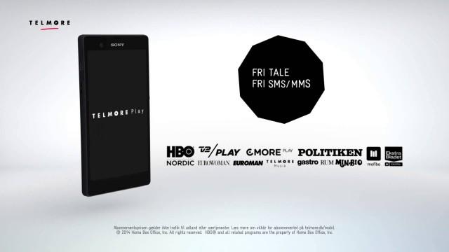 Telmore Play – tale, sms, musik, film, bøger og magasiner i et abonnement