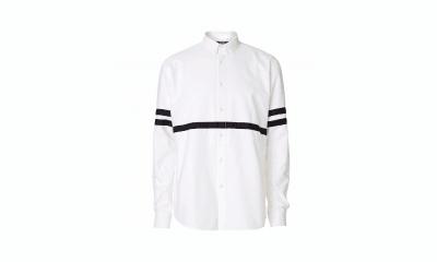 Les Deux hvid skjorte