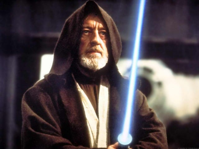 Starwars - Obi Ben Kenobi