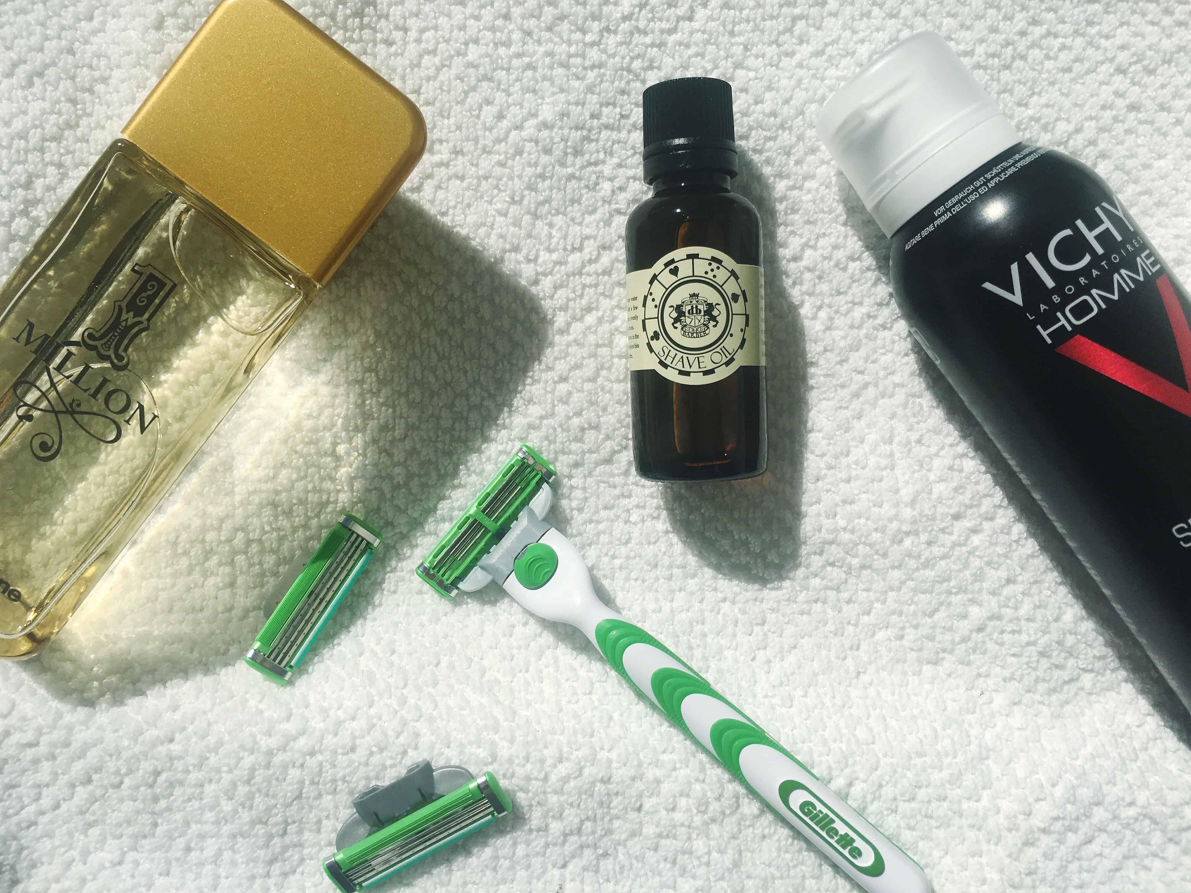 Klassiskere til barbering