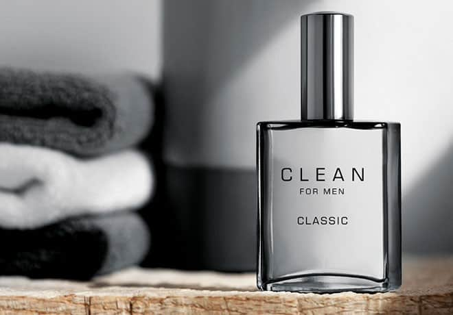 Clean for men Classic herreparfume