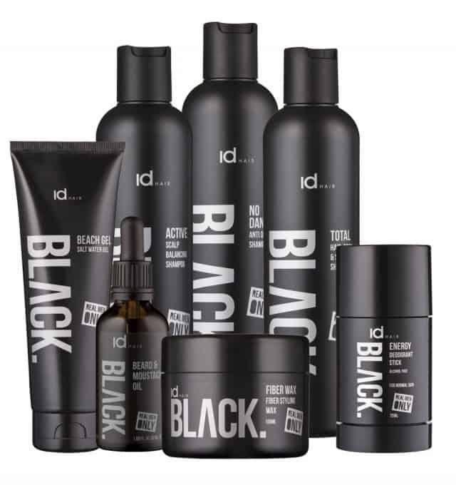 Den nye serie fra idHAIR – mød BLACK
