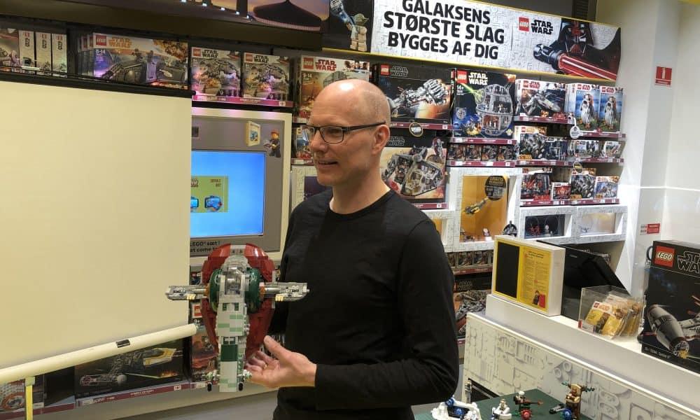 Michael Lee Stockwell - LEGO Star WARS