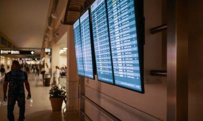 Flyforsinkelse københavns lufthavn