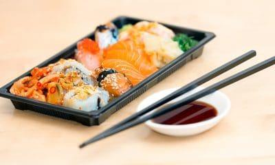 Brug din rabatkode til sushi fra WOLT