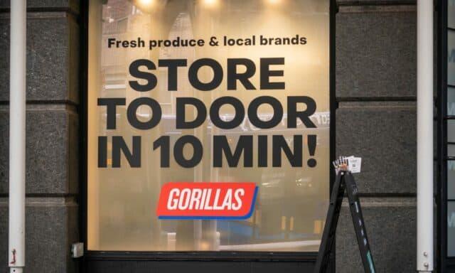 Gorillas København